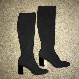 Donald J. Pliner Knee High Heels Boots